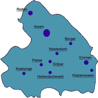 Drenthe - Spiritueel Centrum Nederland